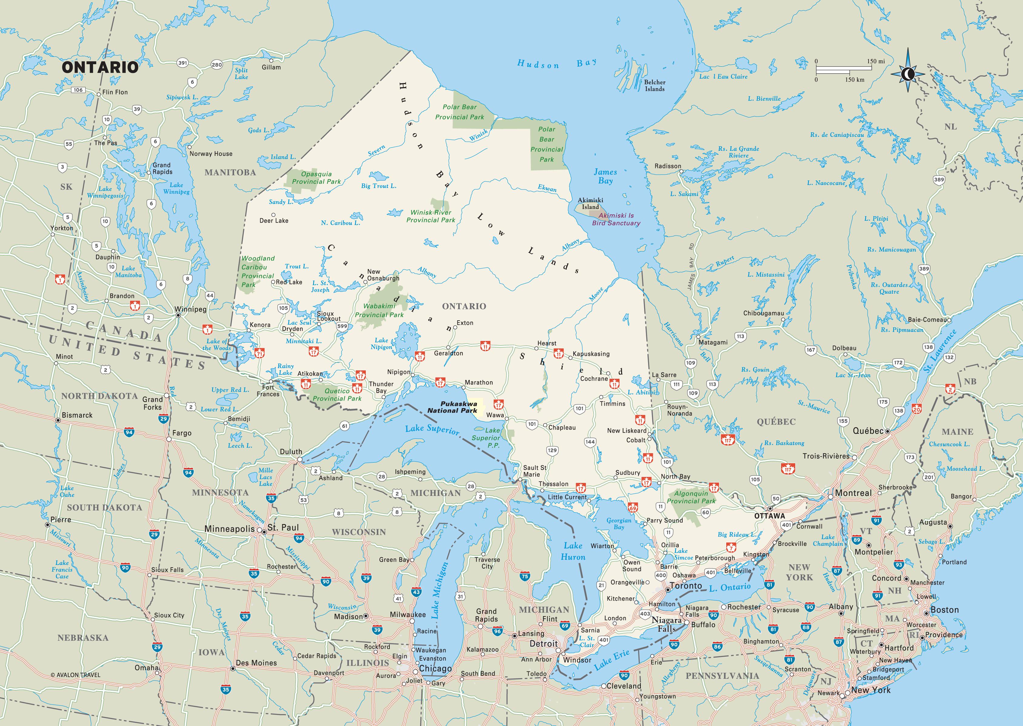 Chris Henrick Cartography